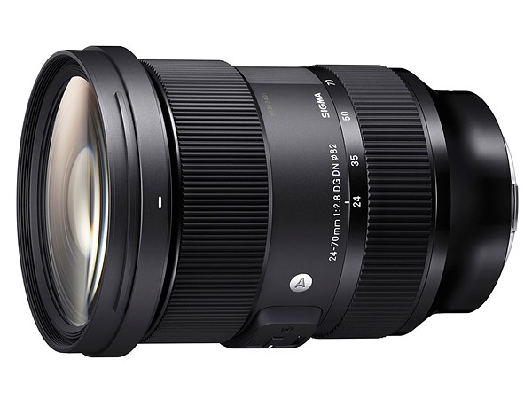 Sigma announces its 24-70mm F2.8 DG DN lens will ship 'early December' for $1,099