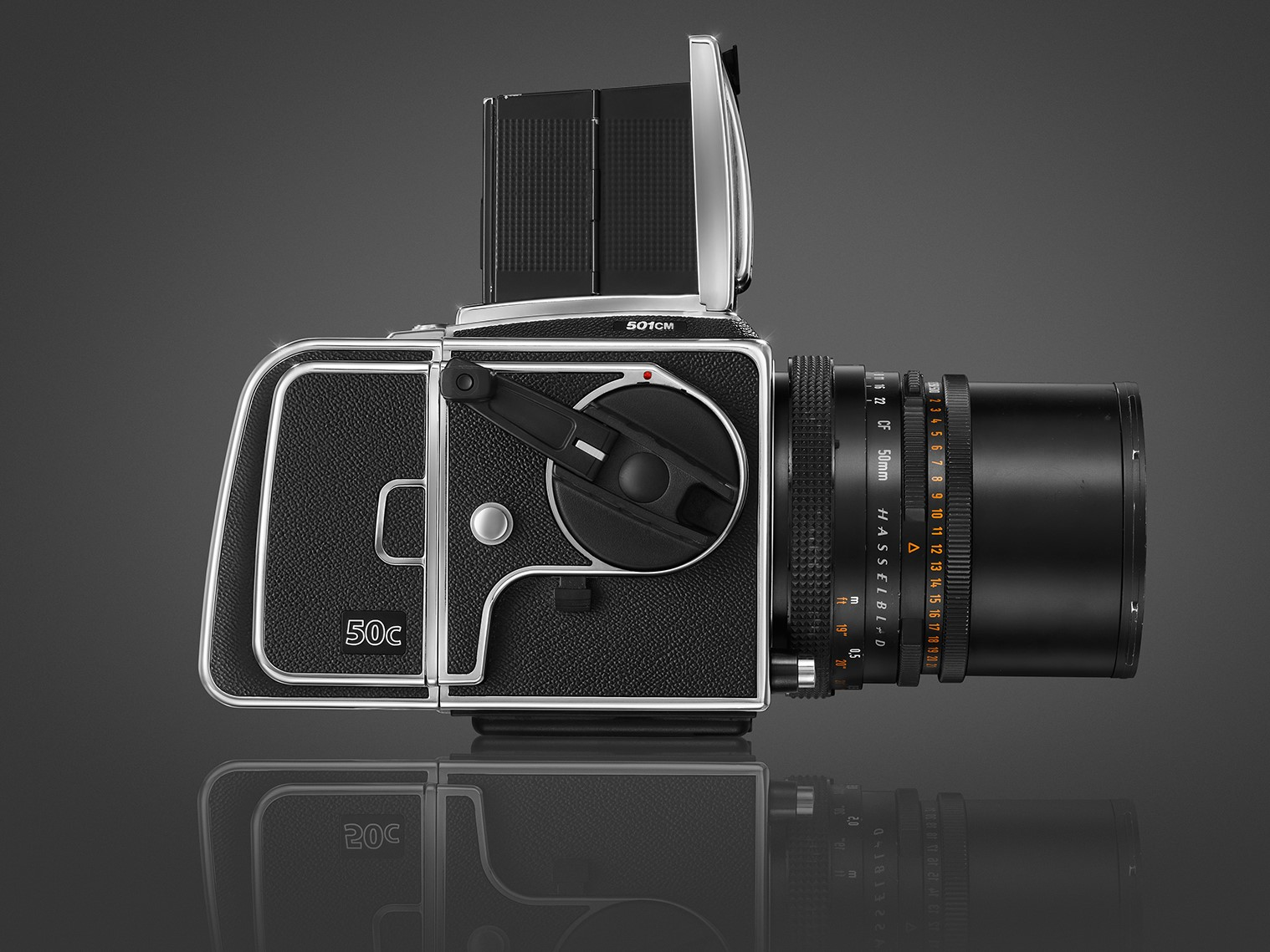 Hasselblad launches 50MP CFV-50c back for legacy V system: Digital