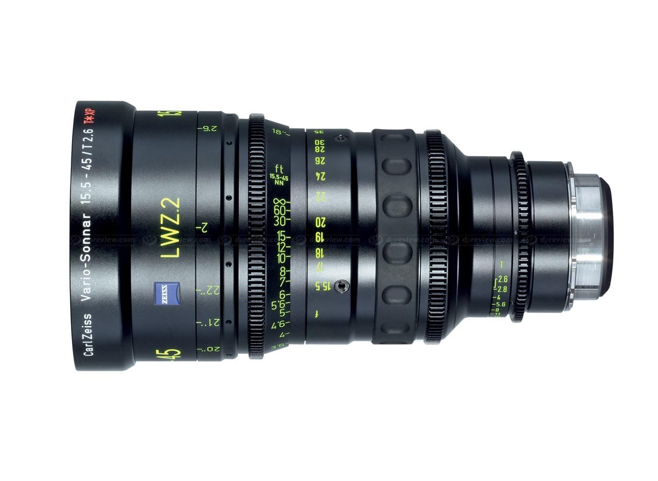 Carl Zeiss introduces cine lenses for DSLRs: Digital
