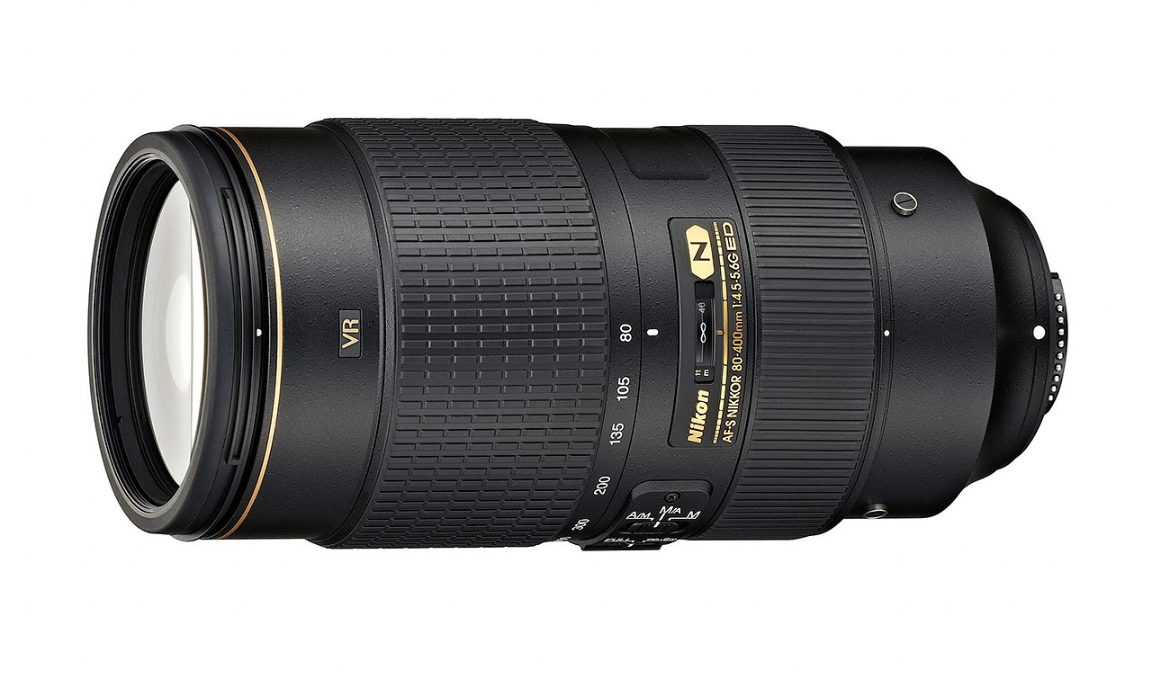 The new AF-S Nikkor 80-400mm F4.5-5.6 G ED VR, announced today, will come  as very welcome news for a lot of Nikon DSLR owners. The original 80-400mm  was ...