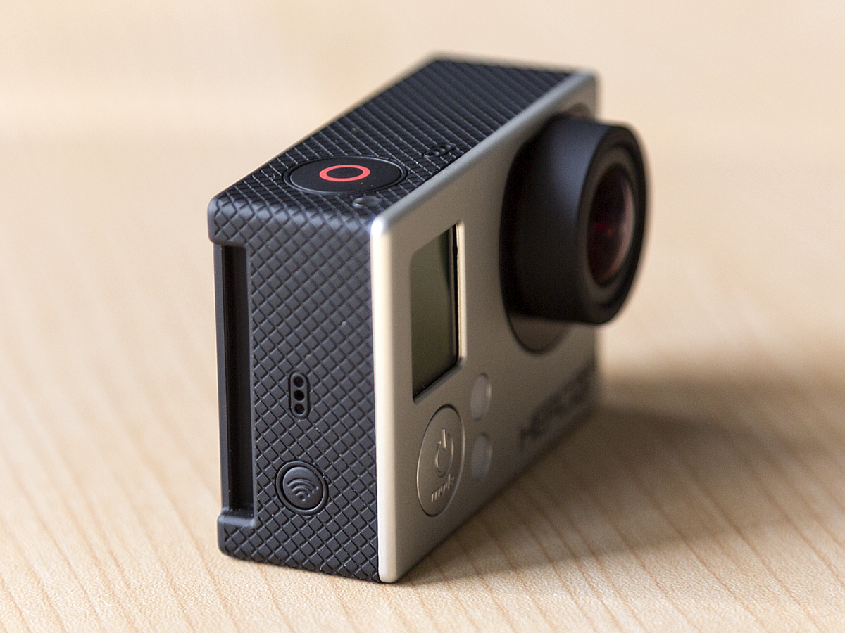 reviews hands on with the gopro hero  black edition