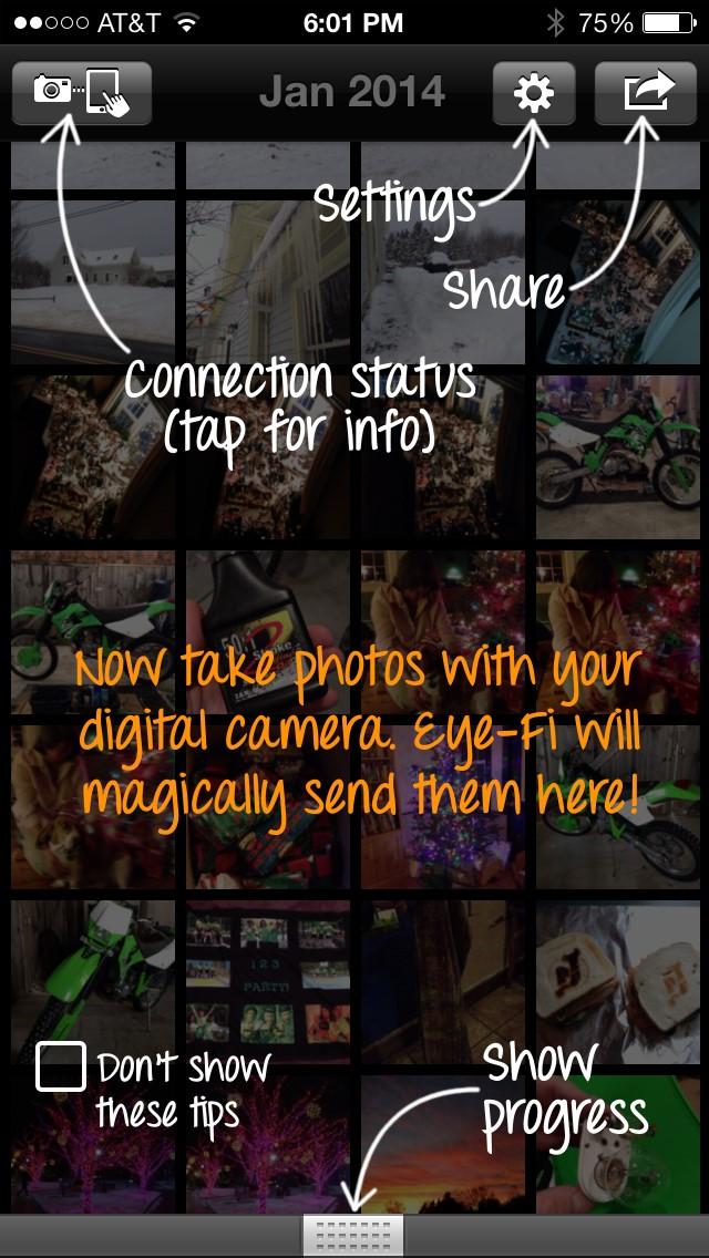Eye Fi Mobi Wi Fi Sd Card Review Digital Photography Review