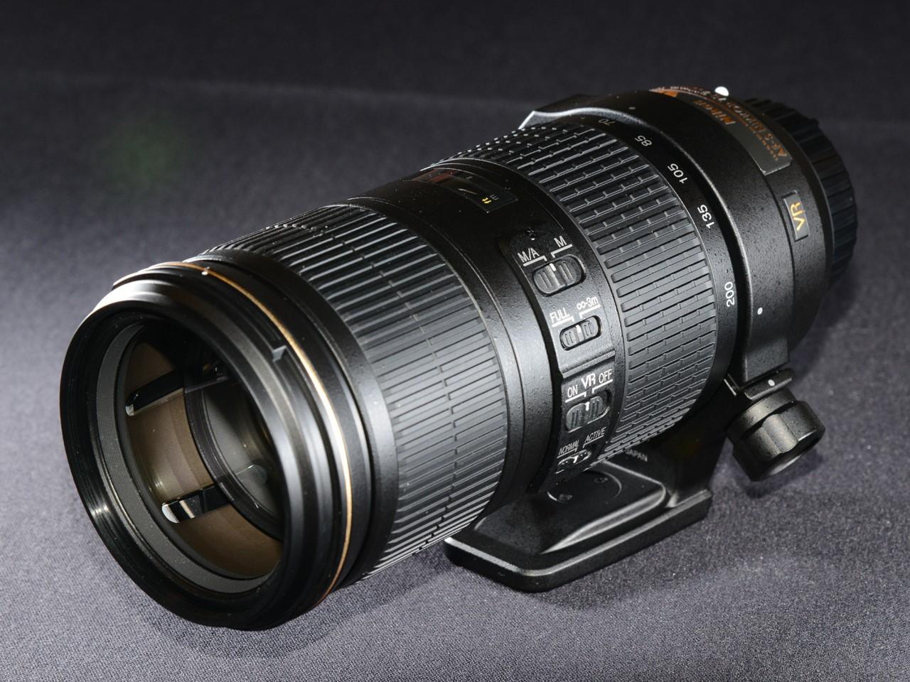 Hands-on with the AF-S Nikkor 70-200mm f/4G ED VR: Digital