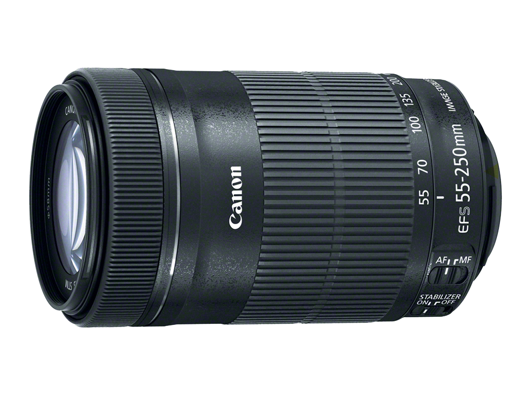 Canon EF-S 55-250mm f/4-5.6 IS II Refurbished | Canon ...
