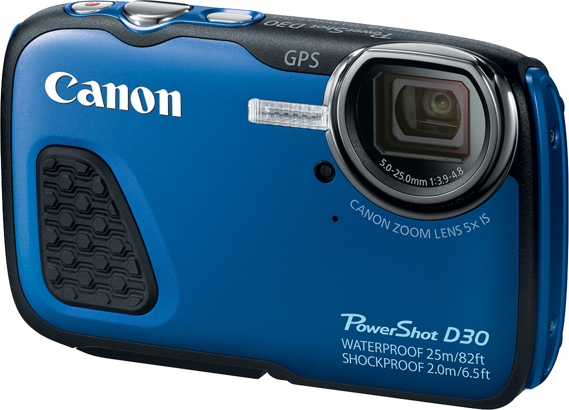 Canon Powershot D30 Digital Photography Review