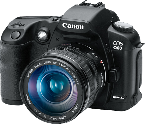 Canon EOS D60: Digital Photography Review