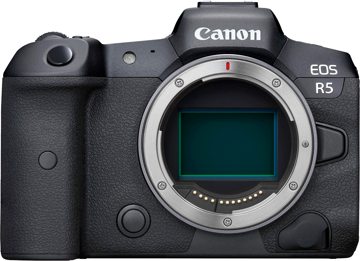Canon EOS R5: Digital Photography Review