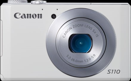 CANNON POWERSHOT S110 DRIVERS UPDATE