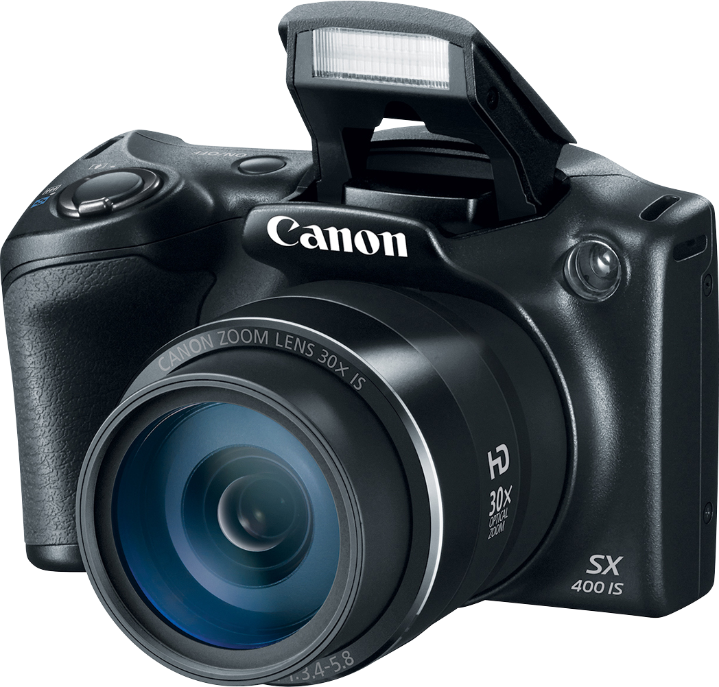 İnceleme: Canon PowerShot SX400 IS. Dijital kamera