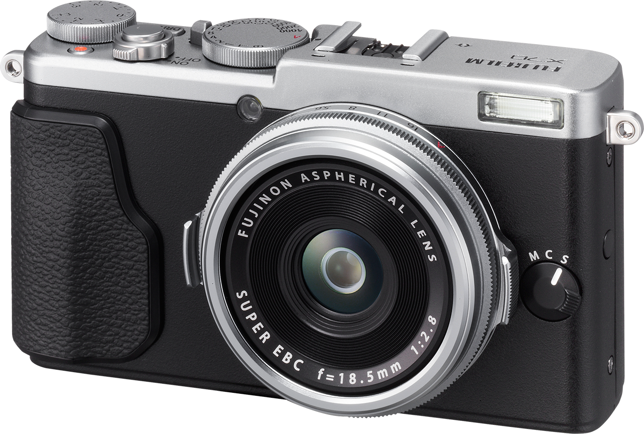 Fujifilm X70: Digital Photography Review