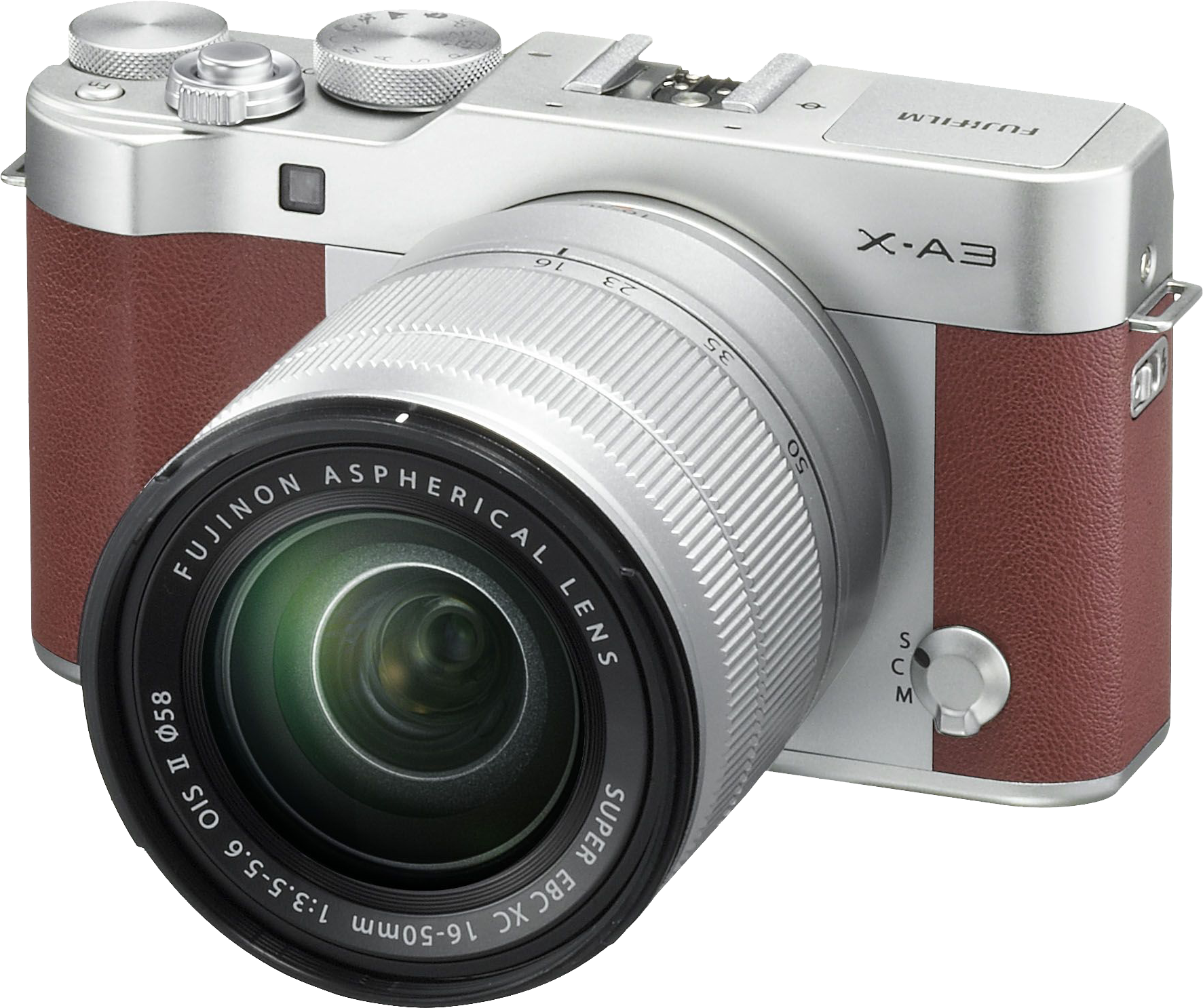 Fujifilm X-A3 Review: Digital Photography Review