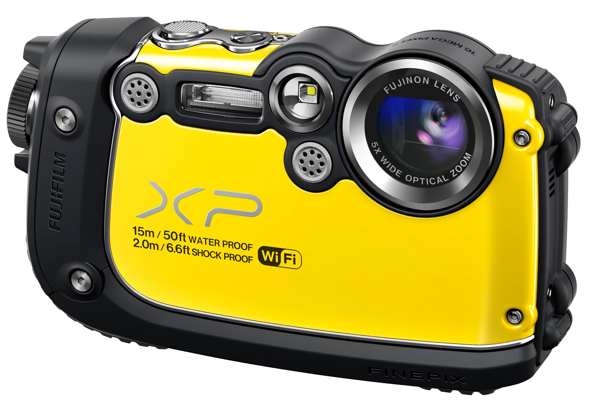Fujifilm FinePix XP200: Digital Photography Review