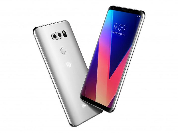 LG V30 camera review: Digital Photography Review