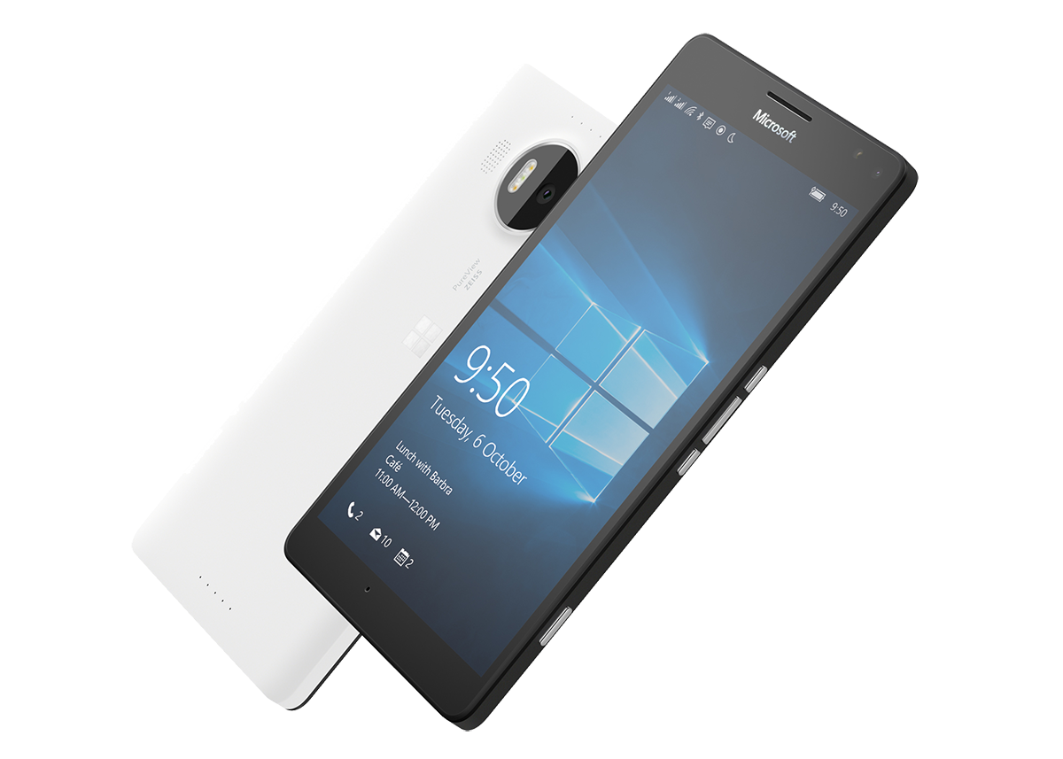 how to put the lumia 950 xl in flash mode