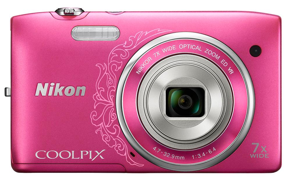 Nikon Kid Friendly Camera