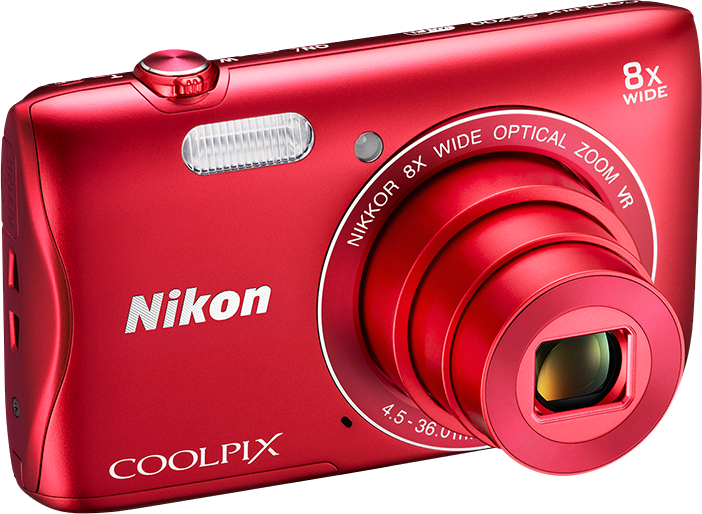 Nikon Coolpix S3700 Overview Digital Photography Review
