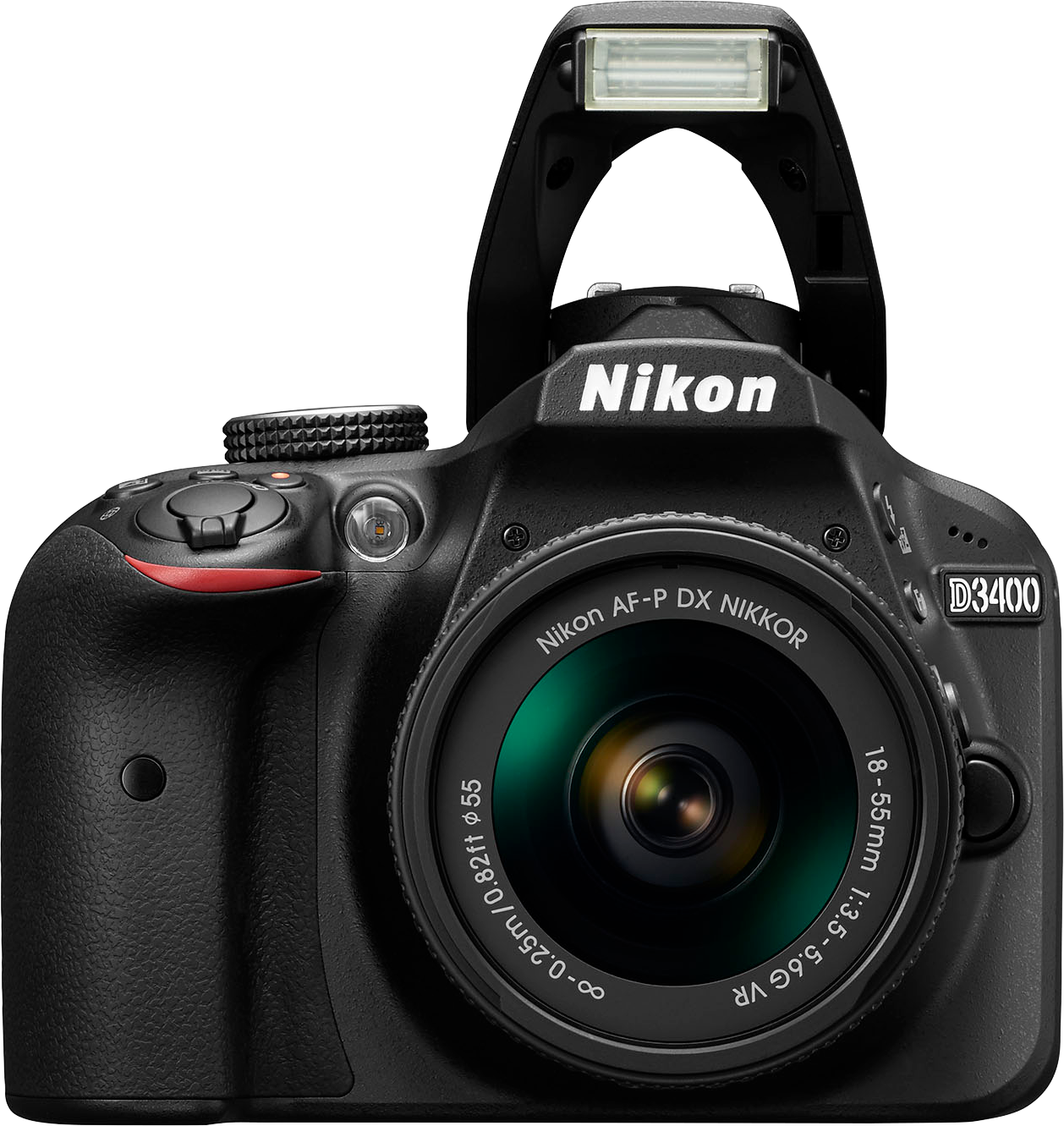 Nikon D3400: Digital Photography Review