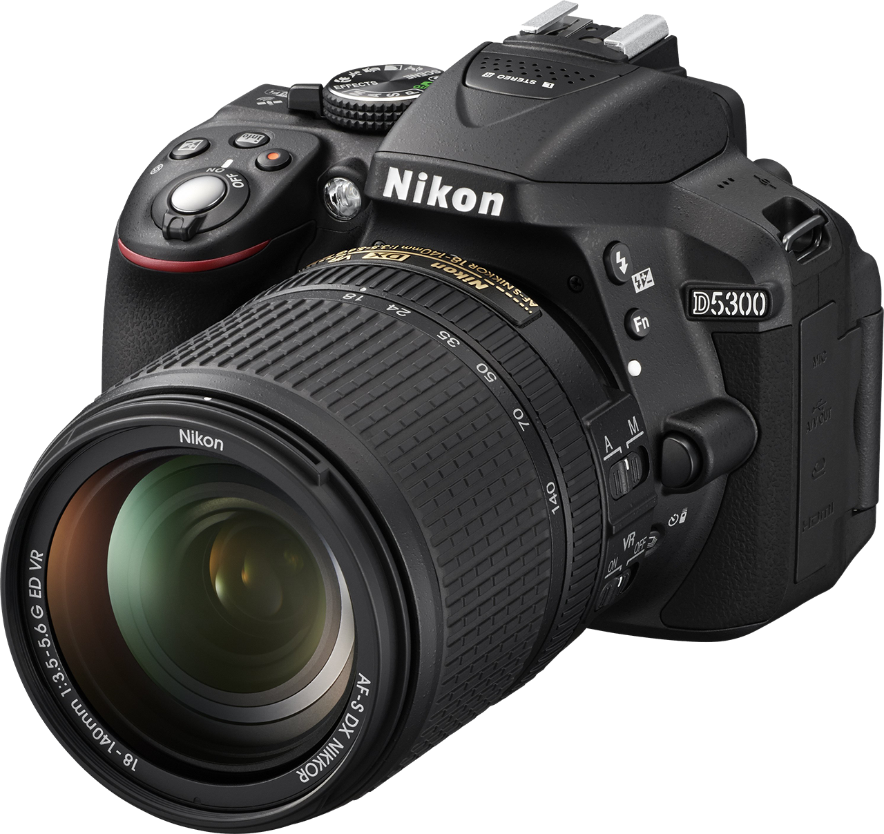 nikon d5300 digital photography review