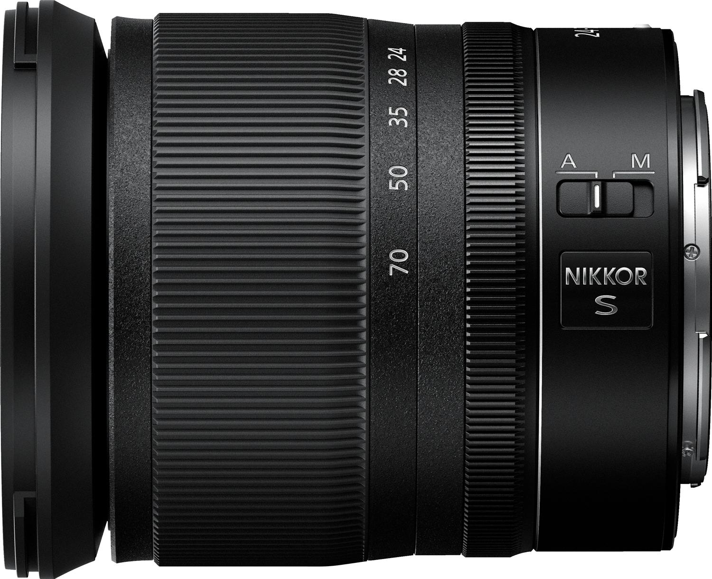 Nikon Nikkor Z 24 70mm F4 S Digital Photography Review