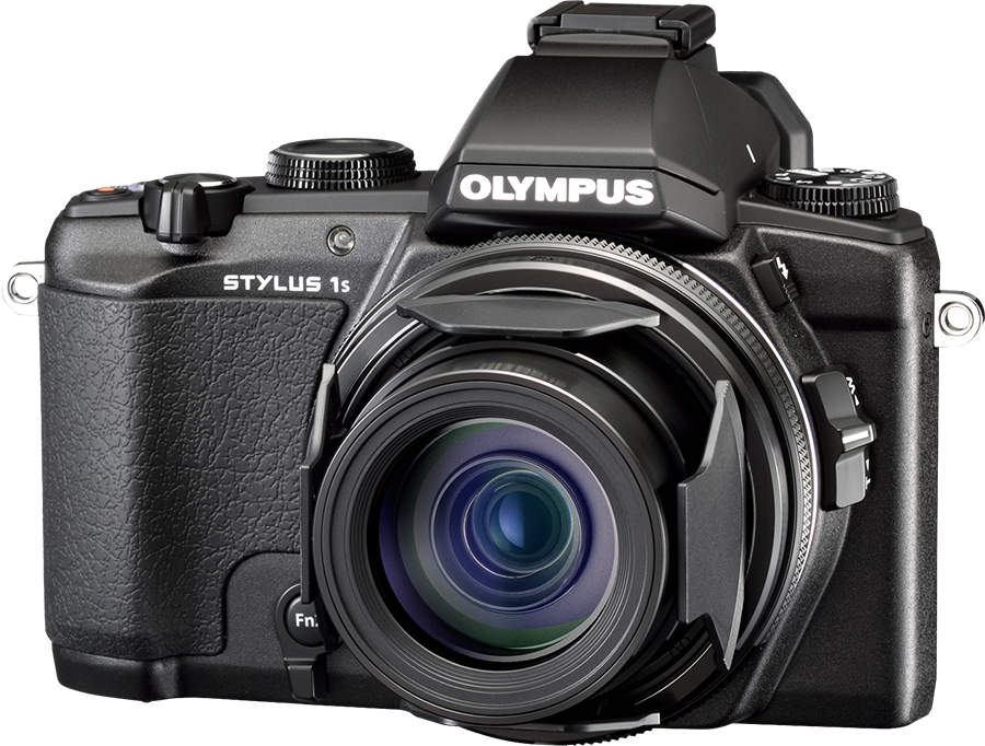 Olympus's Stylus 1 is a Small Sensor, Fixed Lens OMD; Sort of ...