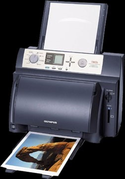Olympus P-400 Printer Last