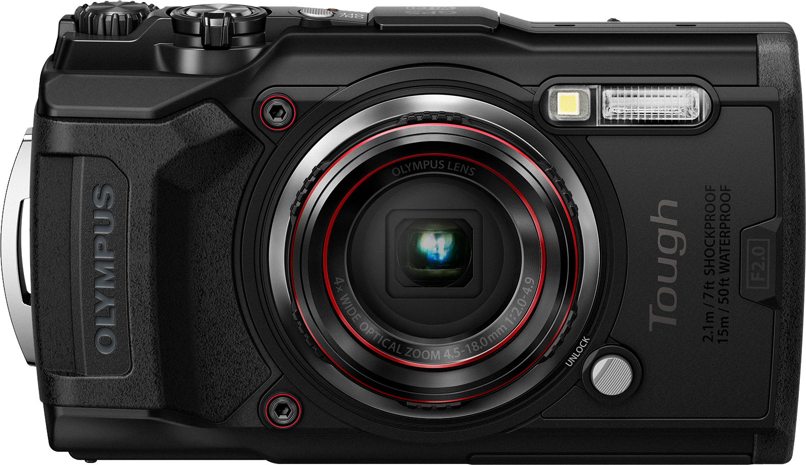 Olympus Tough TG-6: Digital Photography Review