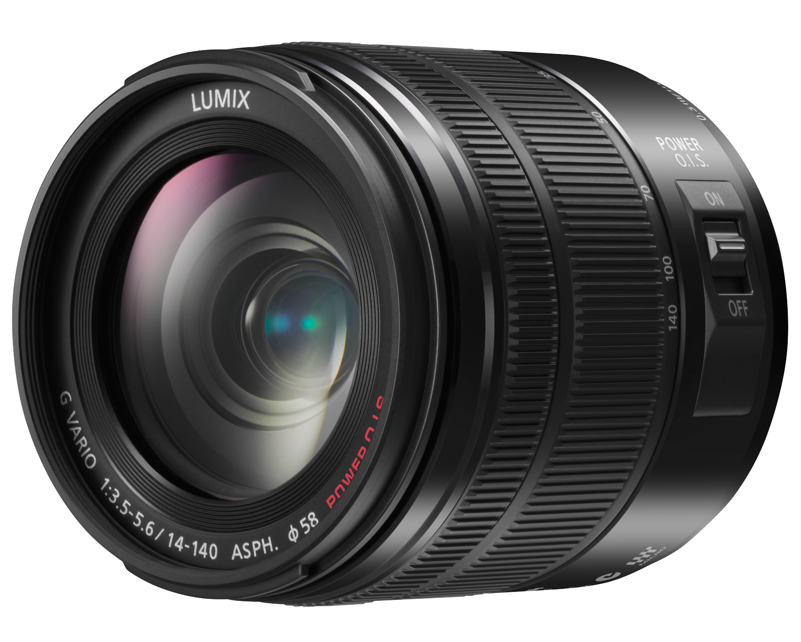 Panasonic Lumix G 14-140mm F3.5-5.6 Telephoto Zoom Lens for Micro Four Thirds System Undergoes Update