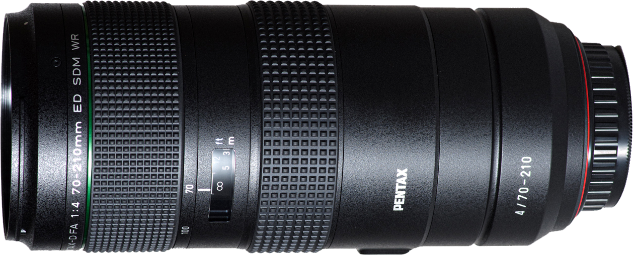 HD Pentax-D FA 70-210mm F4 ED SDM WR: Digital Photography Review