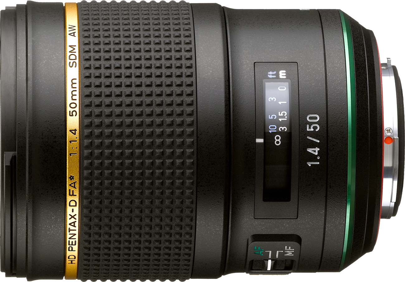 HD Pentax-D FA* 50mm F1 4 SDM AW review: Digital Photography Review