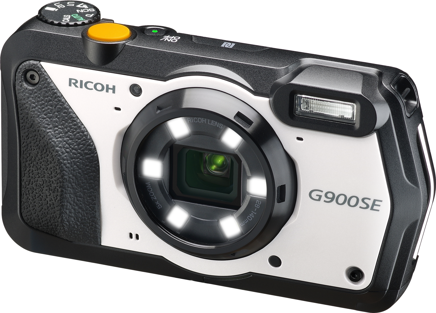 Ricoh G900: Digital Photography Review