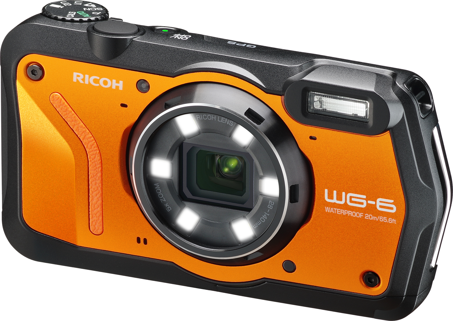 Ricoh WG-6: Digital Photography Review
