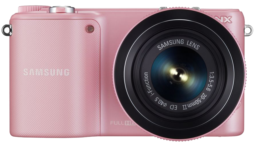 Samsung announces NX2000 mirrorless APS-C camera with Wi