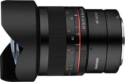 Samyang MF 14mm F2.8 Z / Rokinon MF 14mm F2.8 Z: Digital Photography Review
