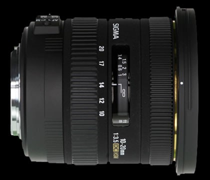 Sigma 10-20mm F3.5 EX DC HSM: Digital Photography Review