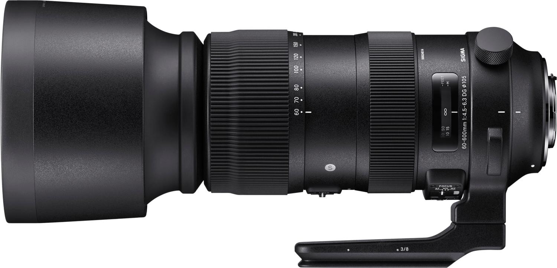 Sigma 60 600mm F4 5 6 3 Dg Os Hsm S Digital Photography