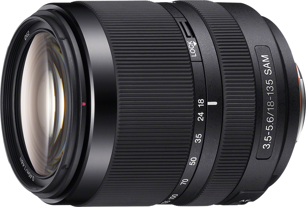 Who Sells Sony SAL DT 18-135mm f/3.5-5.6 Zoom Lens Black (EXPORT ...