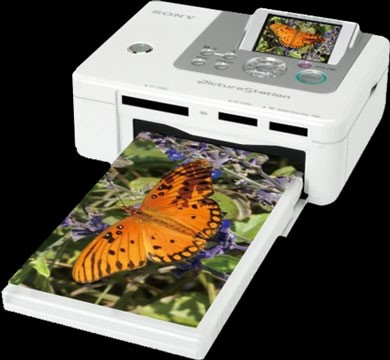 Sony DPP-FP70 Printer Linux