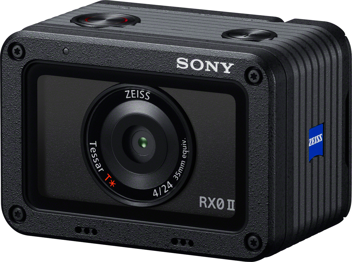 Sony DSC-RX0 II: Digital Photography Review