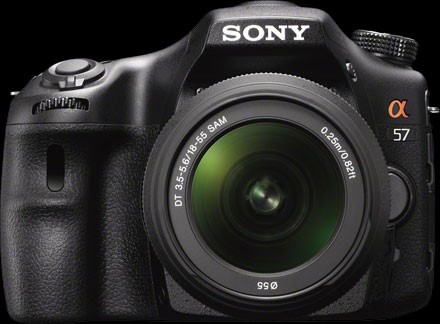 sony slt a57 digital photography review Sony A58 Nikon D3200 vs Sony A57