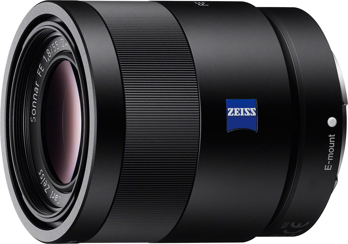 Sony FE 55mm F1 8 ZA Carl Zeiss Sonnar T* Lab Test Review: Digital