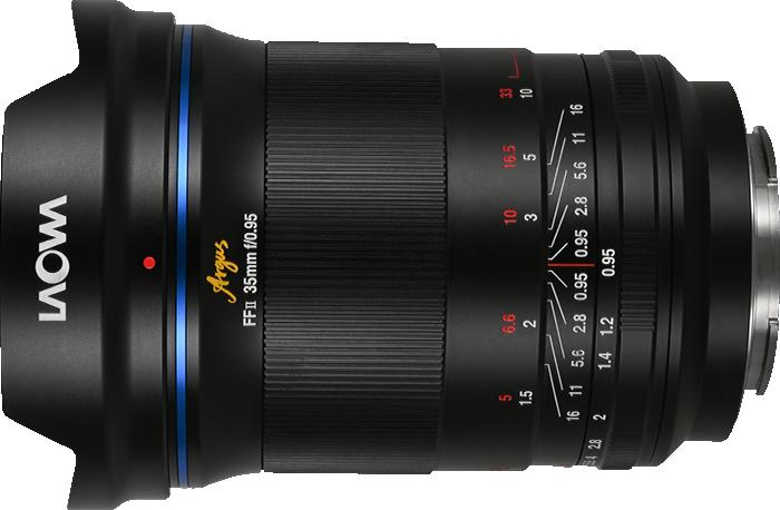 Venus Laowa Argus 35mm F0.95 FF: Digital Photography Review