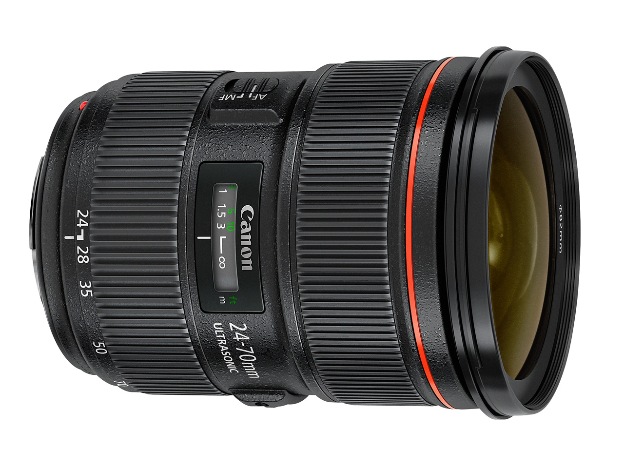 Canon renews full-frame lenses with 24-70mm F2.8 II and stabilized ...