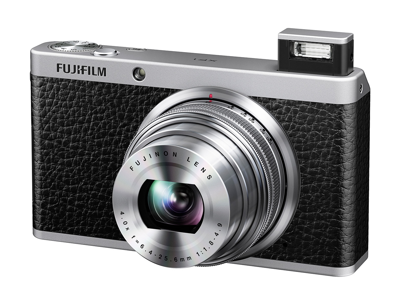 Fujifilm extends X-series with XF1 12MP pocketable enthusiast ...