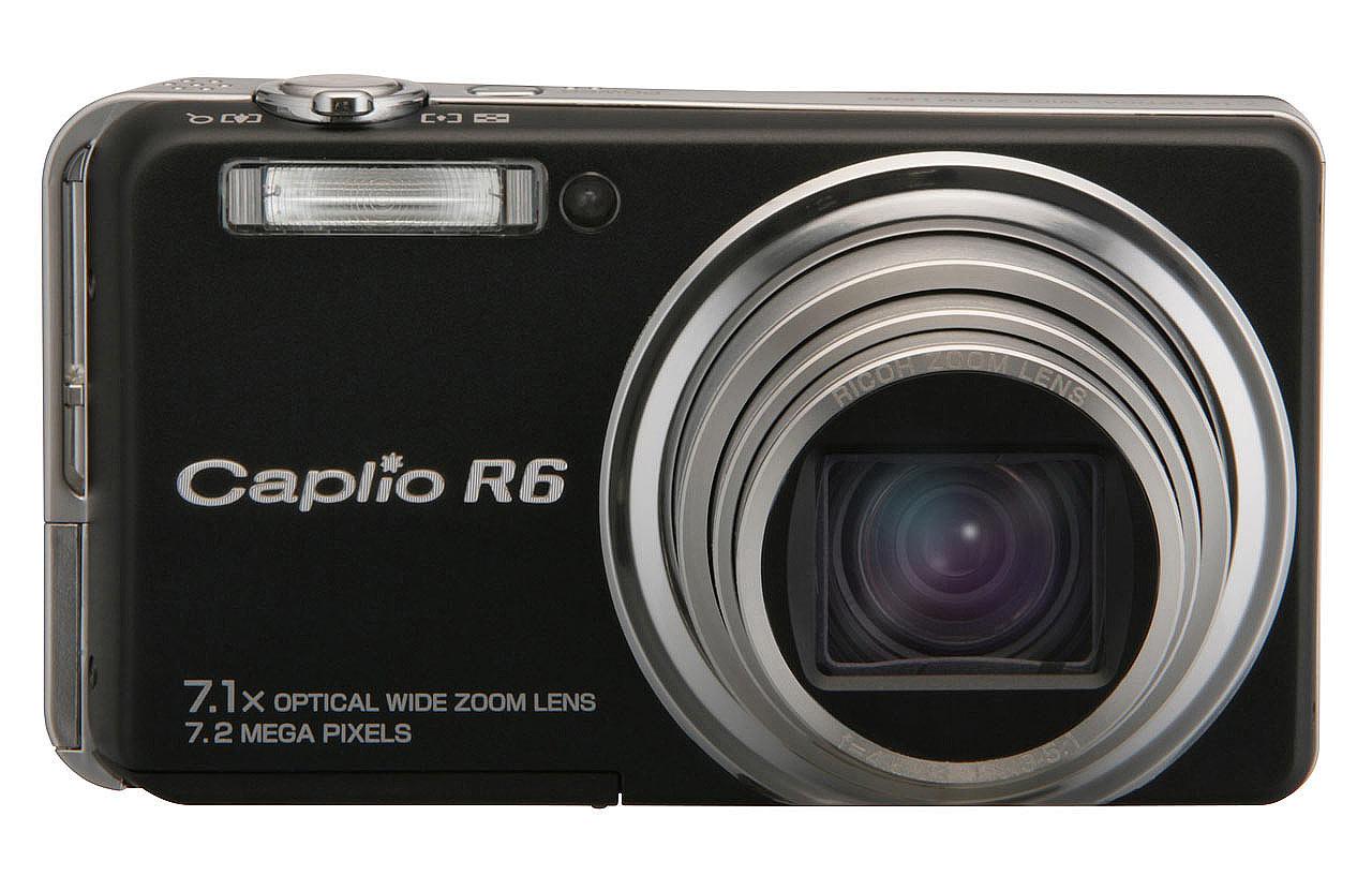 RICOH Caplio R6 Digital Camera Download Driver