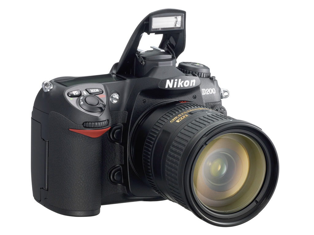Nikon D200, 10.2 mp, Exclusive Preview: Digital ...