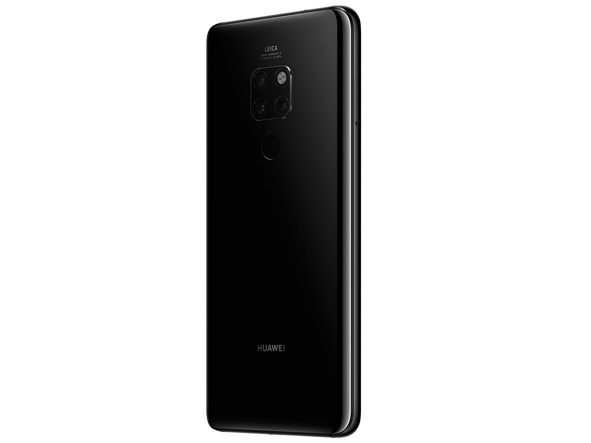 Huawei Mate 20 Pro triple cam offers focal lengths from 16 to 80mm