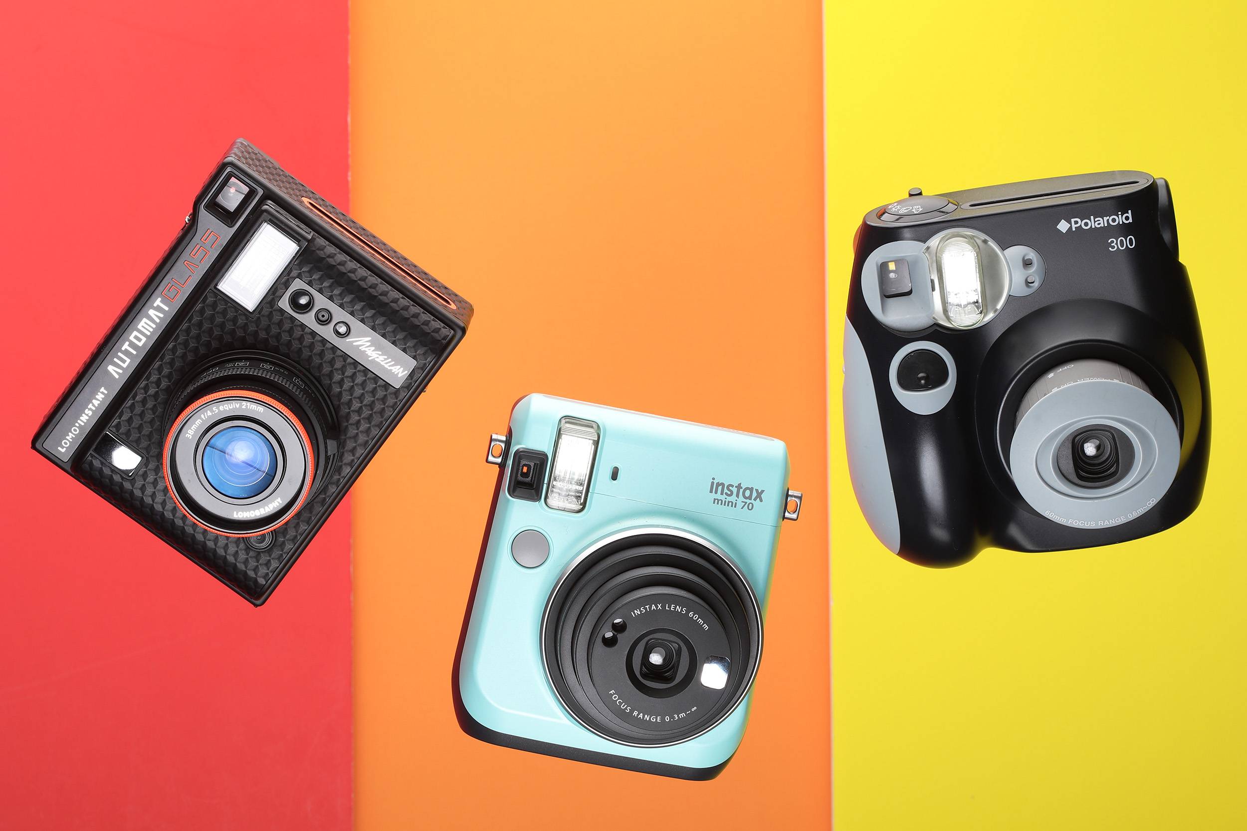 Probably My Favorite Camera These Days >> 2019 Buying Guide Best Instant Cameras Digital Photography Review
