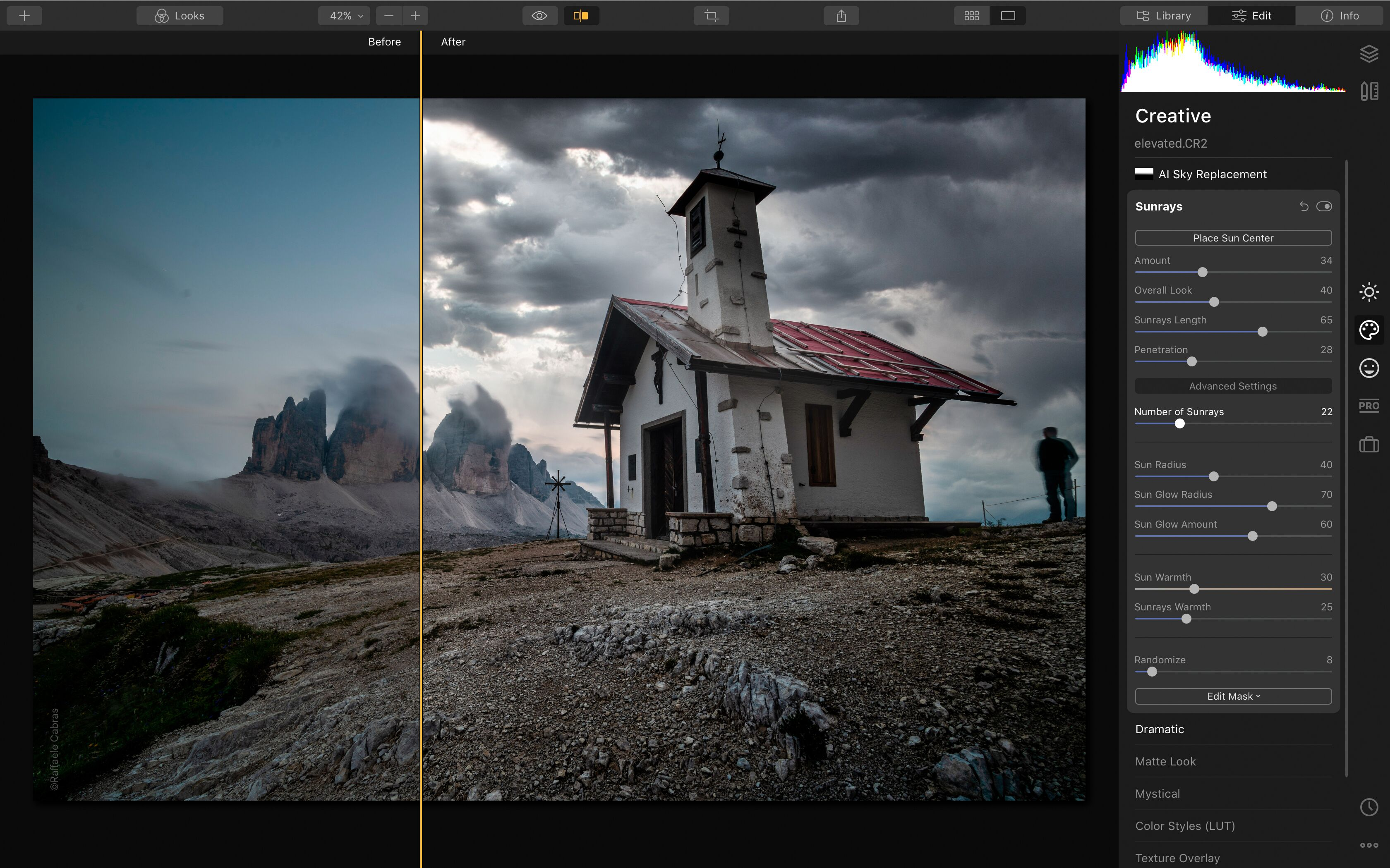 Luminar 4 with AI-powered editing features is now shipping: Digital  Photography Review