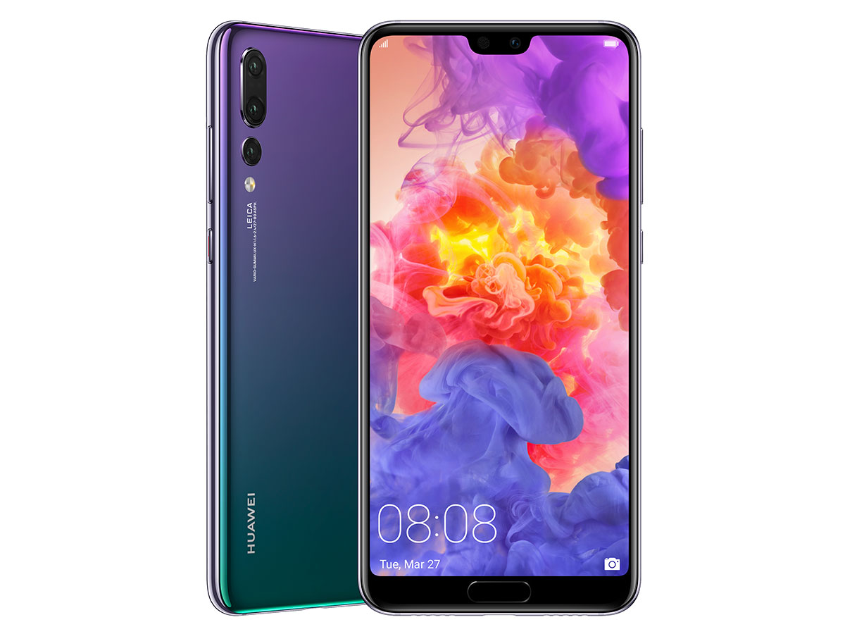 Huawei P20 Sd Karte.Huawei Unveils The P20 Pro With Triple Camera And Large 1 1 7 Inch
