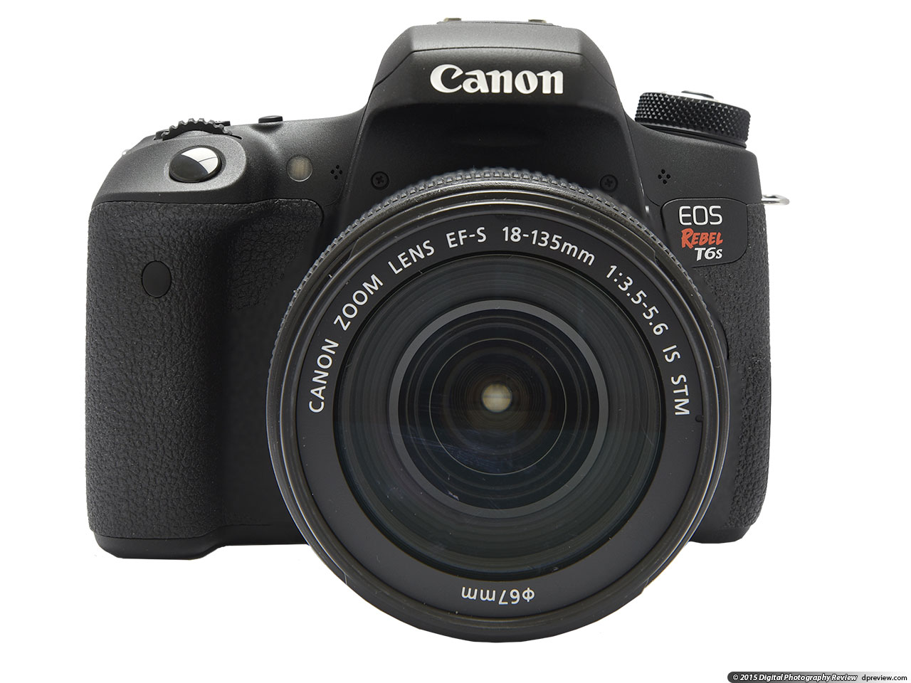 Canon Eos Rebel T6s T6i 760d 750d First Impressions Review